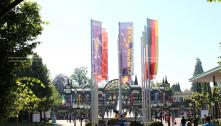 Europa Park. Advice and transfer